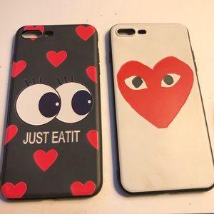 2 Iphone Cases 📱